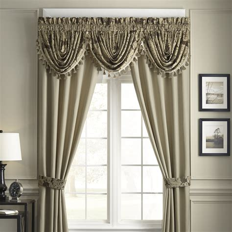 Window Valance Curtains Curtain Curtains With Valance Waverly Window Valances Waverly Furniture