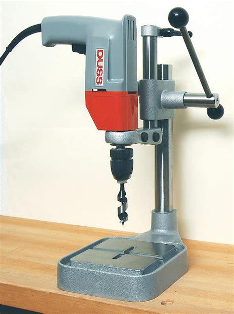 Pedestal Clock Drill Stand Fine Tools