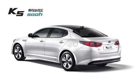 kia k 500 korea kia announces k7 700h k5 500h hybrid models