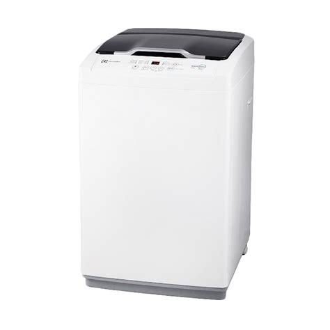 Mesin Cuci 1 Tabung 7 Kg jual electrolux ewt754xw mesin cuci 1 tabung 7 kg