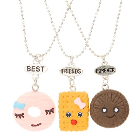 best forever friends best friends forever necklace set s us