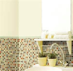 Tapeten Flur Ideen by Selbstklebende Tapete Mosaik Fliesen Bunt Tapetenwelt