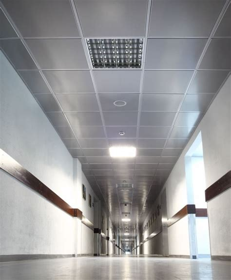 Suspended Acoustical Ceiling False Ceiling T Profile Modular Ceiling Suspended
