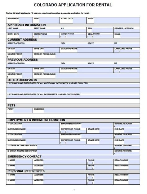 real estate rental application form template 899 best images about free printable for real estate forms