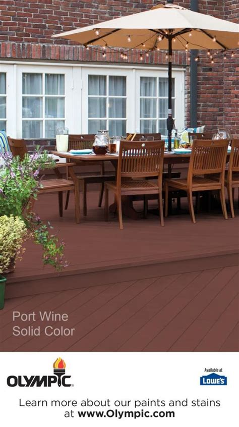 solid stain colors images  pinterest stain