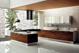 kitchen layout modern