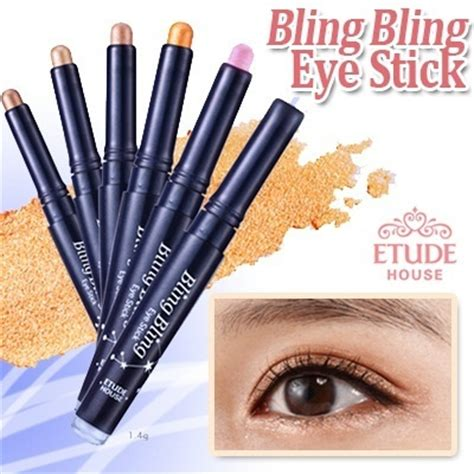 Harga Etude House Bling Bling Eye Stick etude house bling bling eye stick 6 colors elevenia