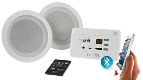 cie av solutions clever little box in wall stereo amp c w