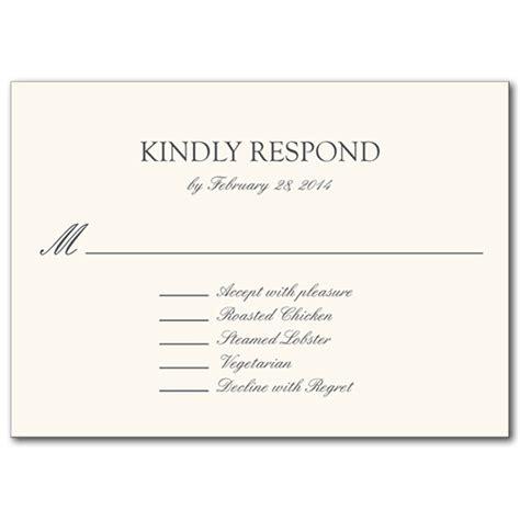 language for wedding rsvp cards response cards