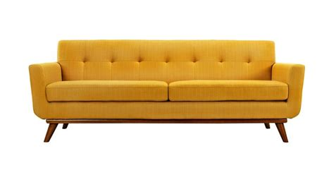 Midcentury Modern Dining Room - mid century modern mustard sofa cutout cut outs image props pngs pinterest modern