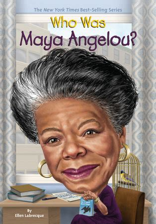 who was who was angelou penguin books