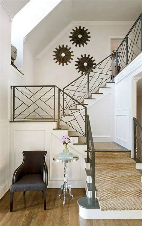 metal stair rails and banisters 47 stair railing ideas decoholic