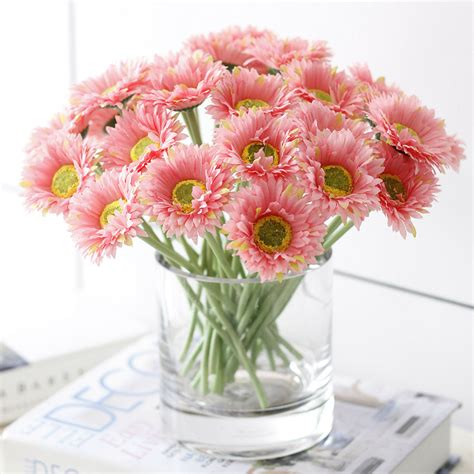 Cheap Flowers by Cheap Wholesale Flower Artificial Gerbera