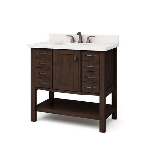 Shop Bathroom Vanity Bathroom Vanities With Drawers Best Bathroom Decoration
