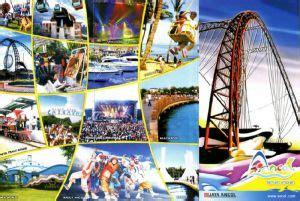 theme park jakarta amusement park dufan agus nugroho