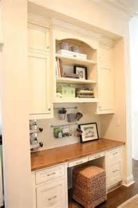 Desk In Kitchen Ideas 2011 Kitchen Desk Ideas Comfy And Cosey Pinterest