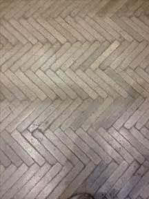 herringbone cast concrete floor f l o o r s u r f a c