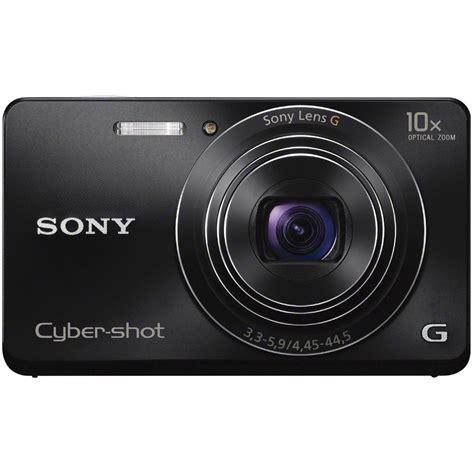Sony W690 Kamera Digital sony cyber dsc w690 digital black dscw690 b b h