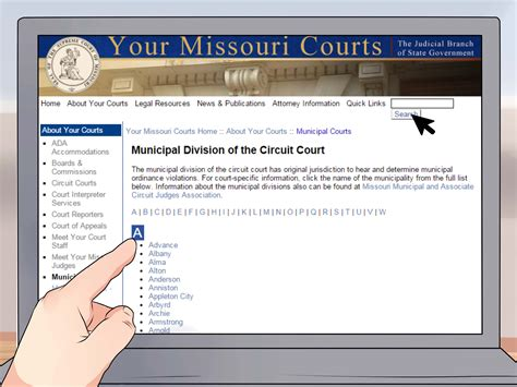 Missouri Divorce Records How To Find Divorce Records In Missouri 6 Steps With Pictures