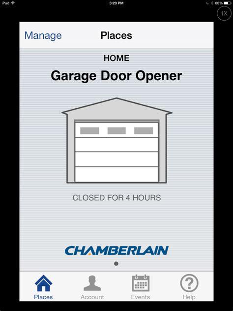 chamberlain myq review connected garage doors
