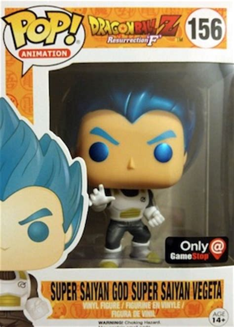 Funko Pop Z Goku Black Hair Figure Topic Exclusive Mint funko pop z checklist exclusives list set