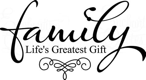 Lds Home Decor by Family Quotes Vinyl Wall Decals Family Life S Greatest