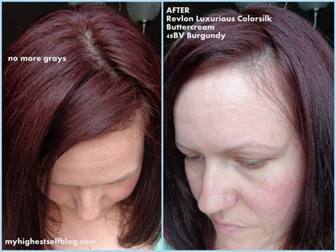 revlon iron turned hair pink streaks click thru for more after revlon luxurious colorsilk