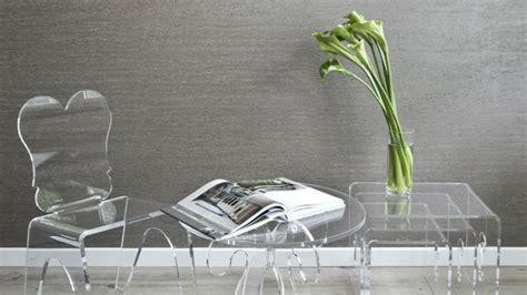 tavoli plexiglass prezzi westwing tavolino in plexiglass design trasparente