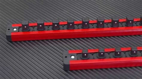best socket set holder torin magnetic socket holder