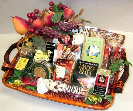 thanksgiving gift basket ideas san diego gift basket