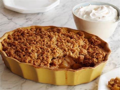 apple and pear crisp recipe ina garten food network