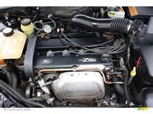 2003 Ford Focus Engine 2003 Ford Focus Zts Sedan 2 0l Dohc 16v Zetec 4 Cylinder