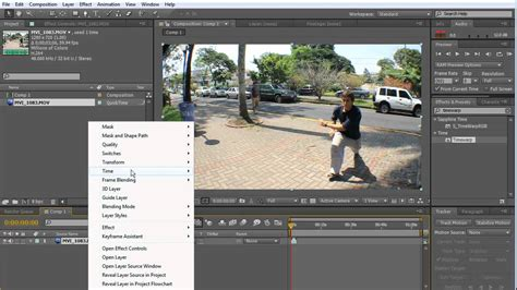 tutorial after effect slow motion tutorial super slow motion in after effects cs5 cs6