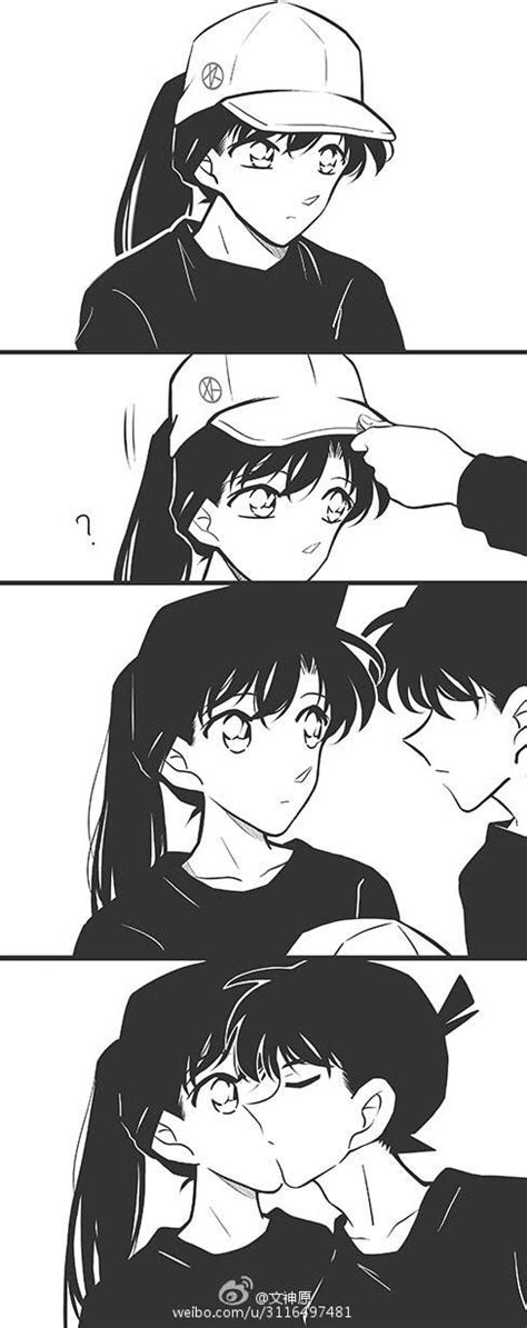 Kaos Detective Conan 18 Shinichi Kudo 170 best shinichi x ran images on