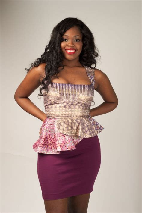 ankara tops and jackets 204 best african fashion tops images on pinterest