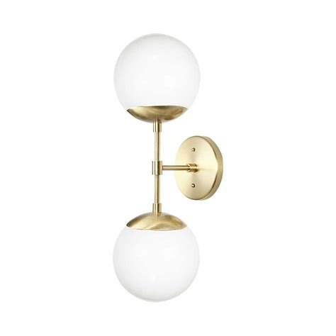 Sconce Globes by Cap Globe Sconce 6 Quot Globe Wall Light