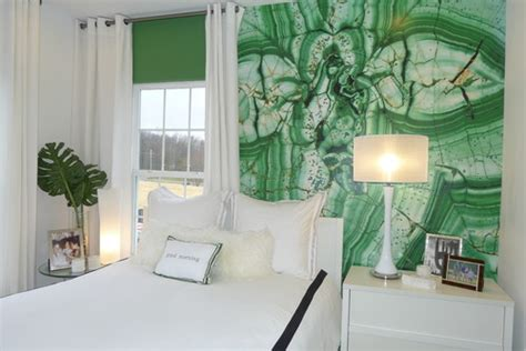 emerald green bedroom colour psychology using green in interiors the design