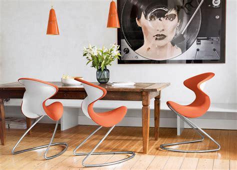 stühle esszimmer design bilderwand esszimmer design
