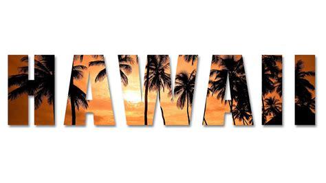 Letter Closing In Hawaiian Hawaii Text Effect In Photoshop Cc Cs6 Cs5 Photoshop Text Effects