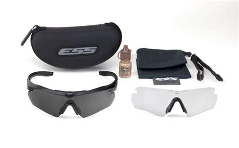 ess crossbow apel u s army s authorized protective eyewear