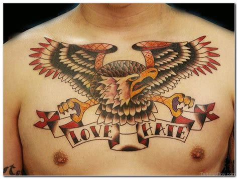 hate tattoos designs eagle tattoos designs pictures page 4