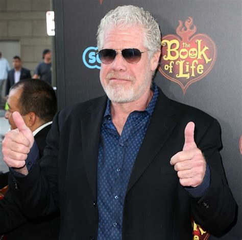 ron perlman on fallout stars in video games that might surprise you houston