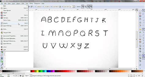 inkscape tutorial create your own flourish create your own fonts using inkscape and fontastic me