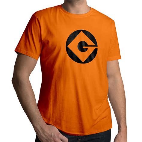 Despicable Me 23 T Shirt despicable me gru industries logo unisex crew neck cotton