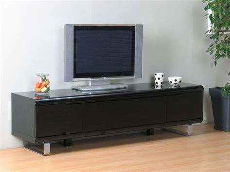 Fernseher Lowboard by Tv Lowboard Spacy Hochglanz Schwarz Kommode Sideboard