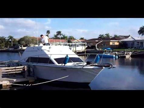 deck boats for sale ebay trojan 30ft boat sportfish boat 1973 for sale on ebay item