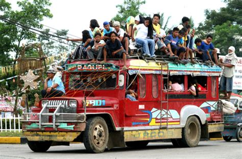philippine jeep make it davao jeepney king of the philippine roads