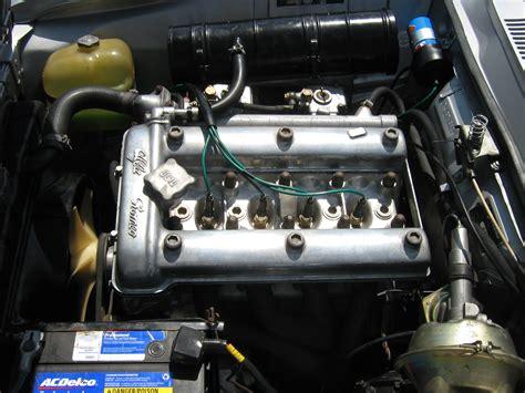 Alfa Romeo Engine by File Alfa Romeo 1750 Gtv Engine Jpg Wikimedia Commons