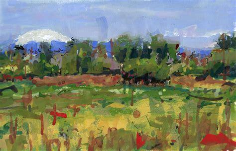best painting gouache bill sharp paintings blog