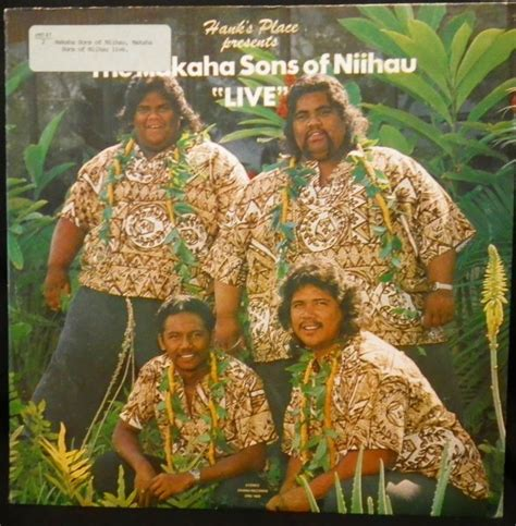 Honolulu Records Hawaiian Record Hank S Place Presents The Makaha Sons Of
